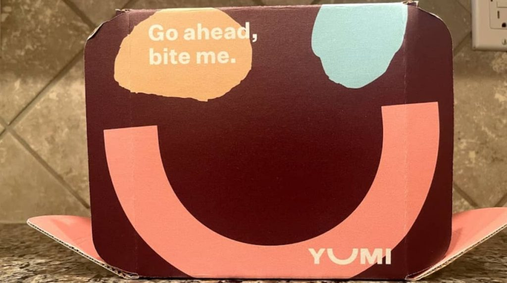 yumi box for baby food review - featured image