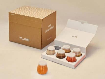 super safe packaging by yumi