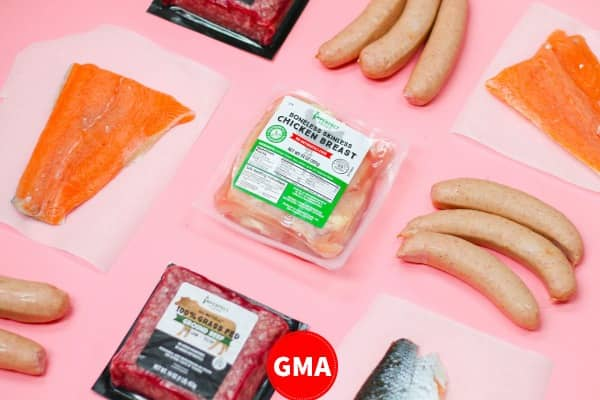 imperfect foods meat and seafood