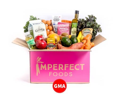 About the brand imperfect foods