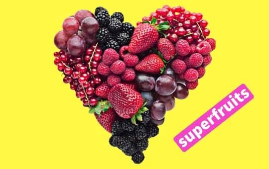 heart shaped superfruits (expert explanation)